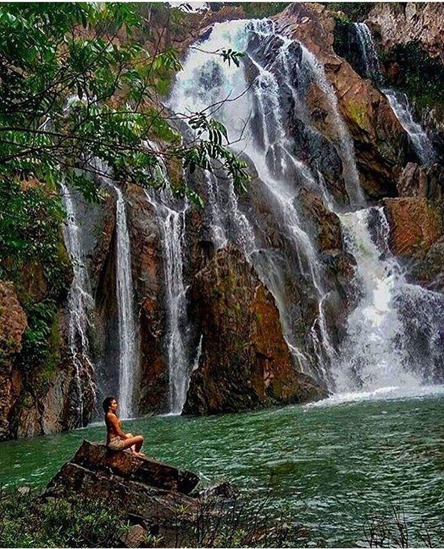 Cachoeira Do Tombador Bom Jardim Nobres Mt