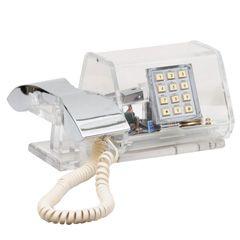 Original Glamorous Lucite Telephone