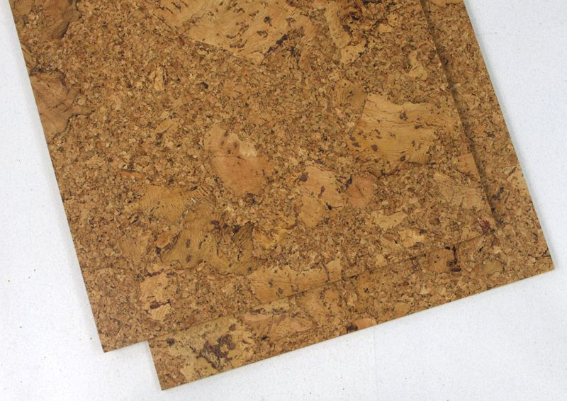 6mm Salami glue down cork tiles are some of Forna's best selling tiles.  Luxurious and affordable.  What's not to like.