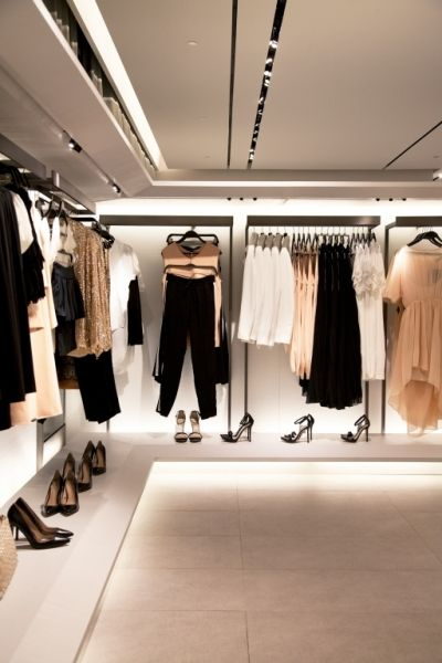 Zara New York Loja De Roupa Layout Da Loja Design De Loja