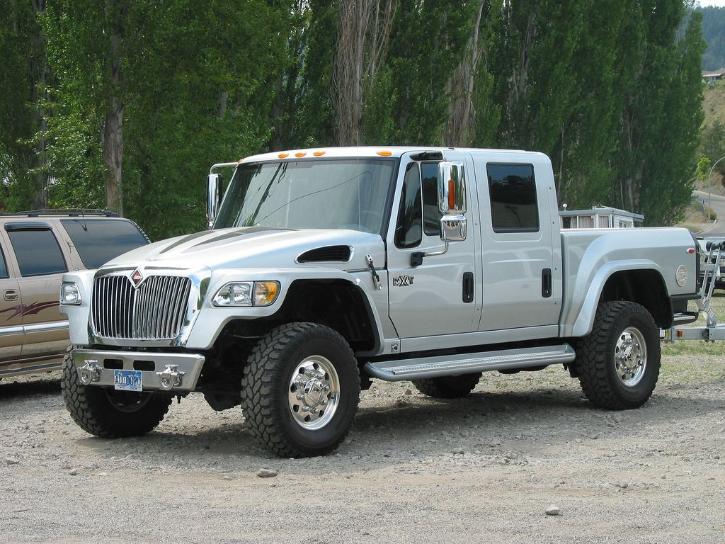 International Mxt International Truck International Pickup