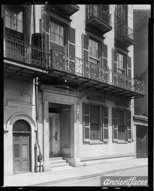 327 Bourbon St New Orleans Orleans Parish Louisiana New Orleans Garden District New Orleans New Orleans French Quarter