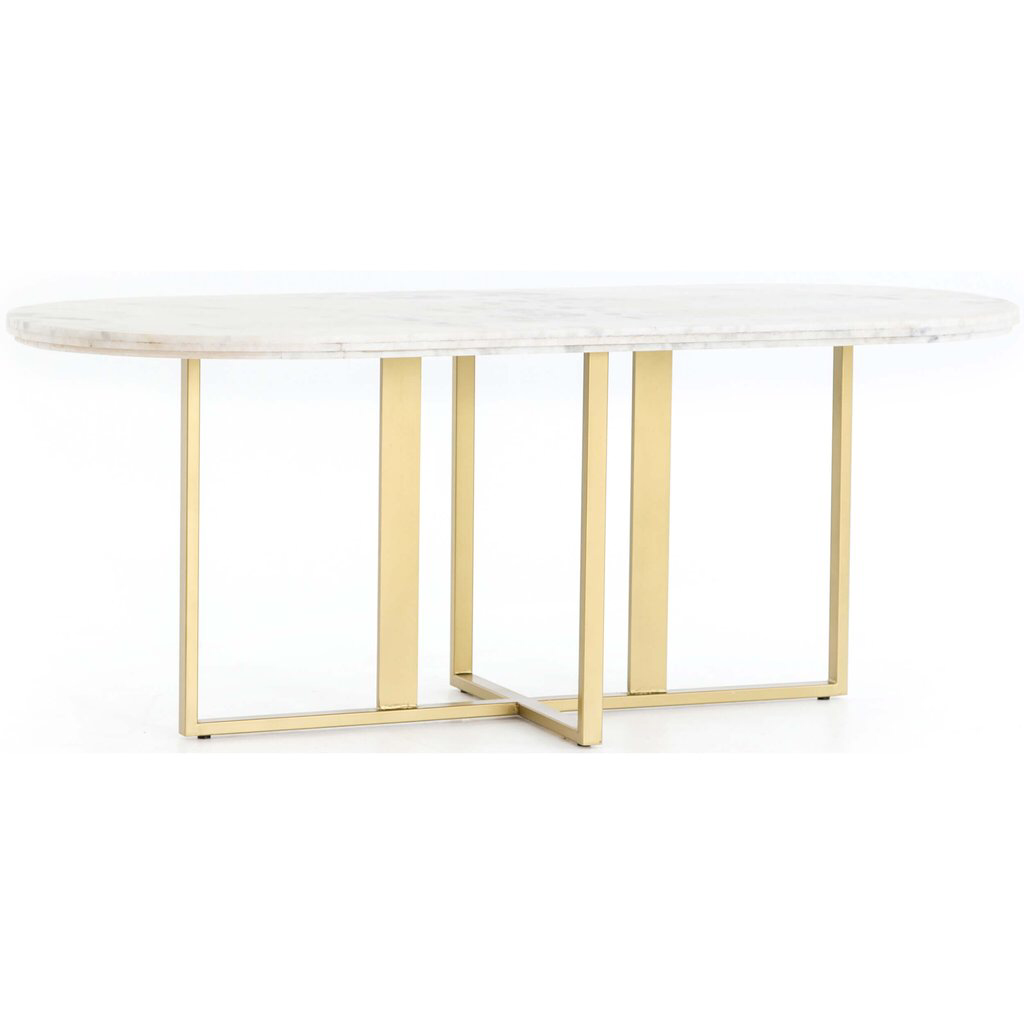 15 Astounding Oval Dining Tables For Your Modern Dining Room Modern Farmhouse Dining Room Decor Dining Table Marble Tulip Dining Table