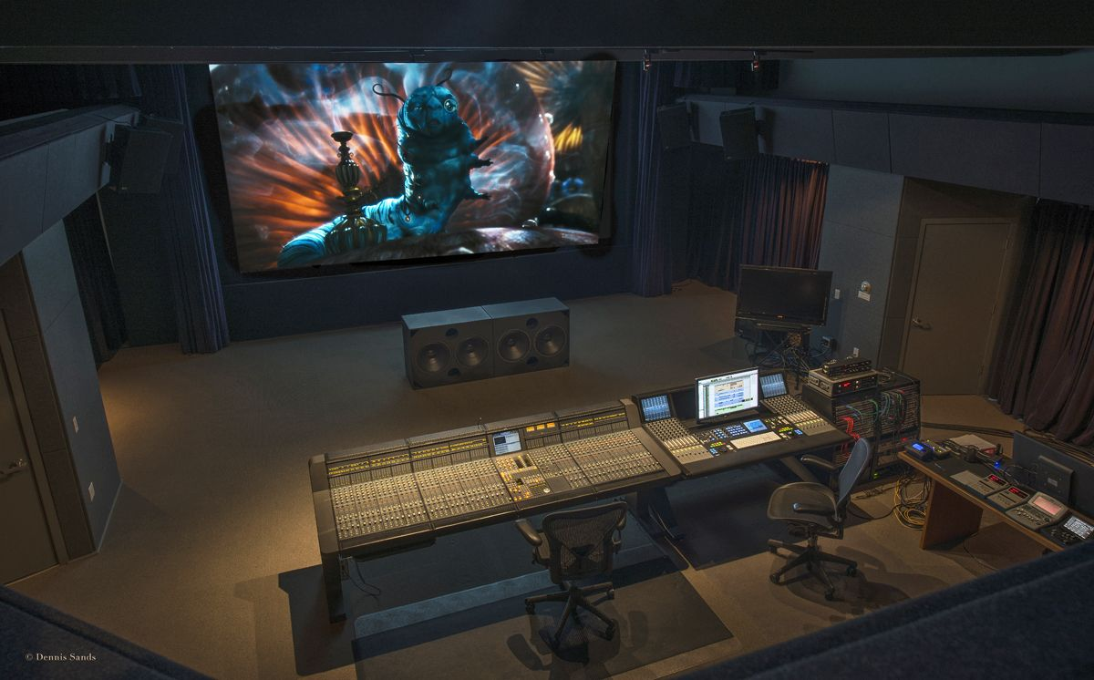 First Dolby Atmos Dubbing Stage Dedicated Exclusively to