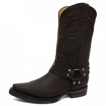 Grinders Boots Biker Boot Cowboy Boots