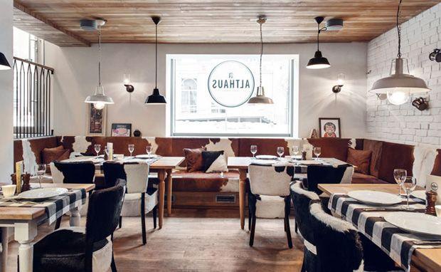 Le Althaus : un restaurant bavarois à la fois traditionnel et ...