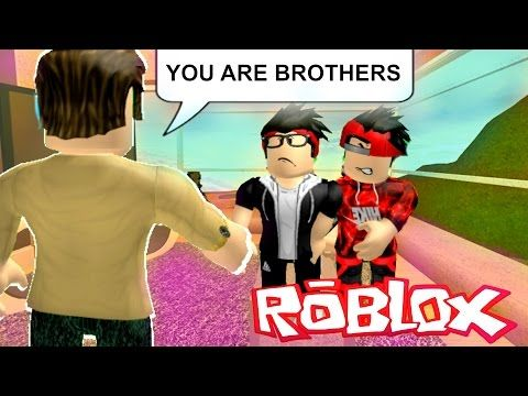 The School Bully And Nerd Find Out They Re Brothers Roblox