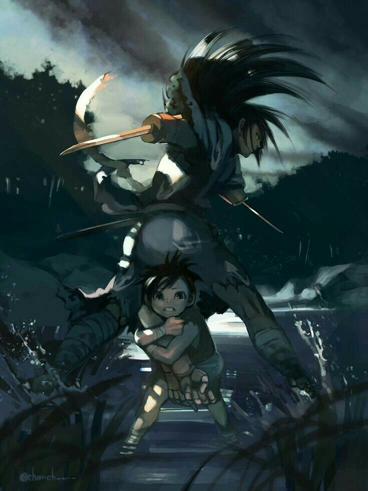 Pin By Jeremiah On Dororo With Images Exorcist Anime Bleach