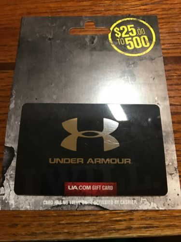 5e60a36cba Coupons #GiftCards $50 Under Armour Gift Card #Coupons #GiftCards ...