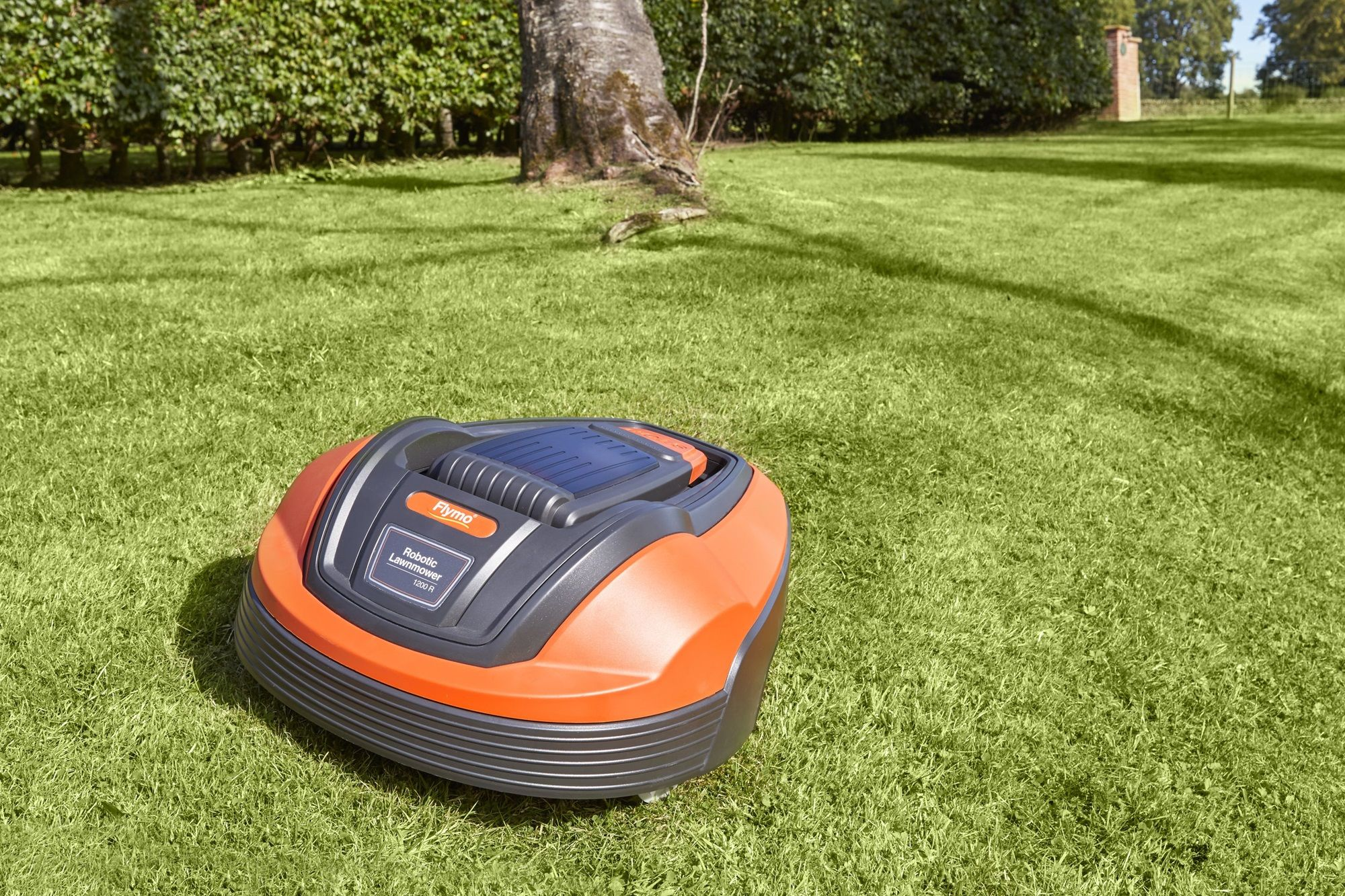 Flymo Uk Robotic Lawn Mower Lawn Mower Lawn Mowers