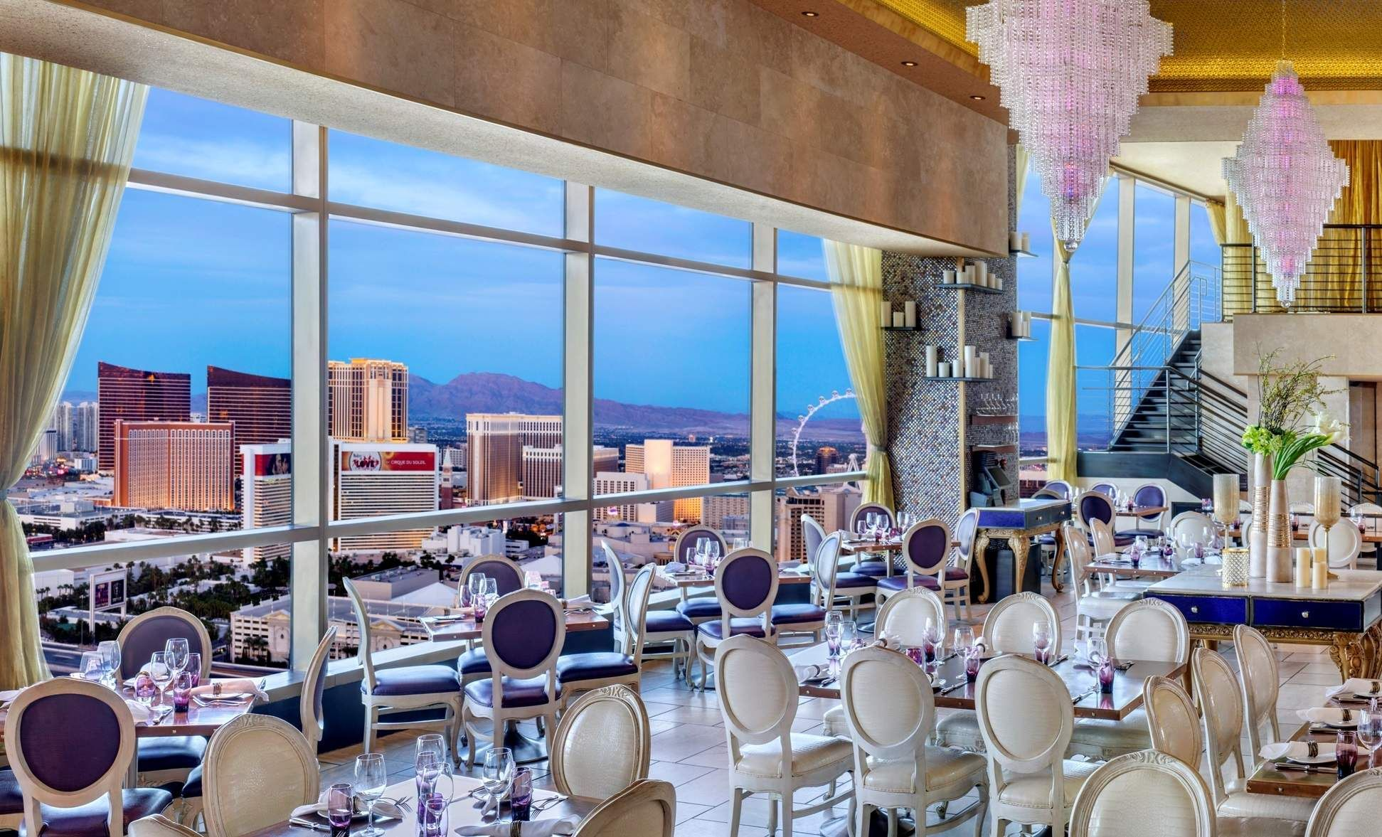 These Bars Have The Best Views Of Las Vegas Strip