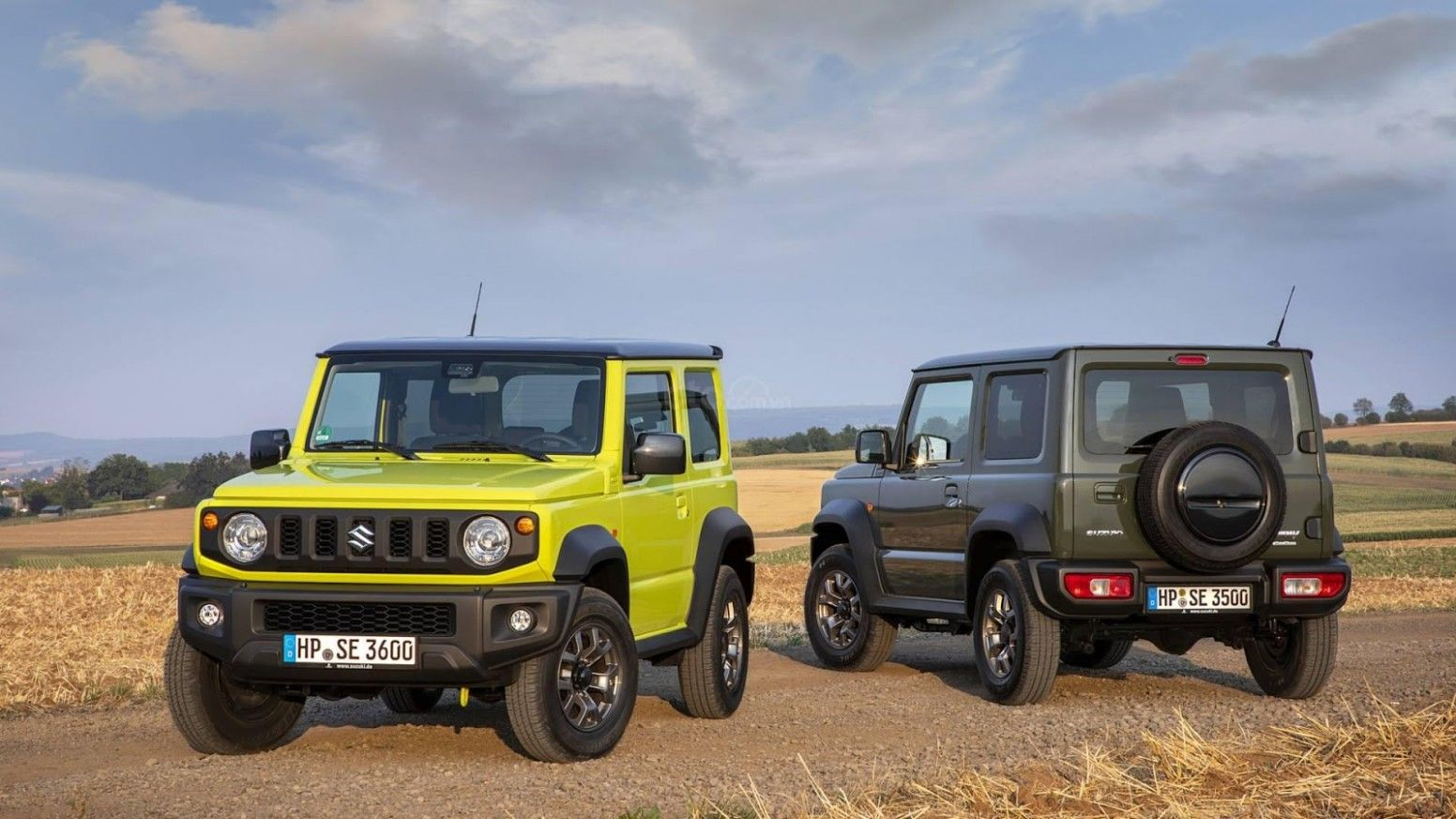 5 Moments To Remember From 2020 Suzuki Jimny Design