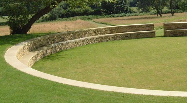 christopher bradley-hole / old rectory, east sussex   landscape ...