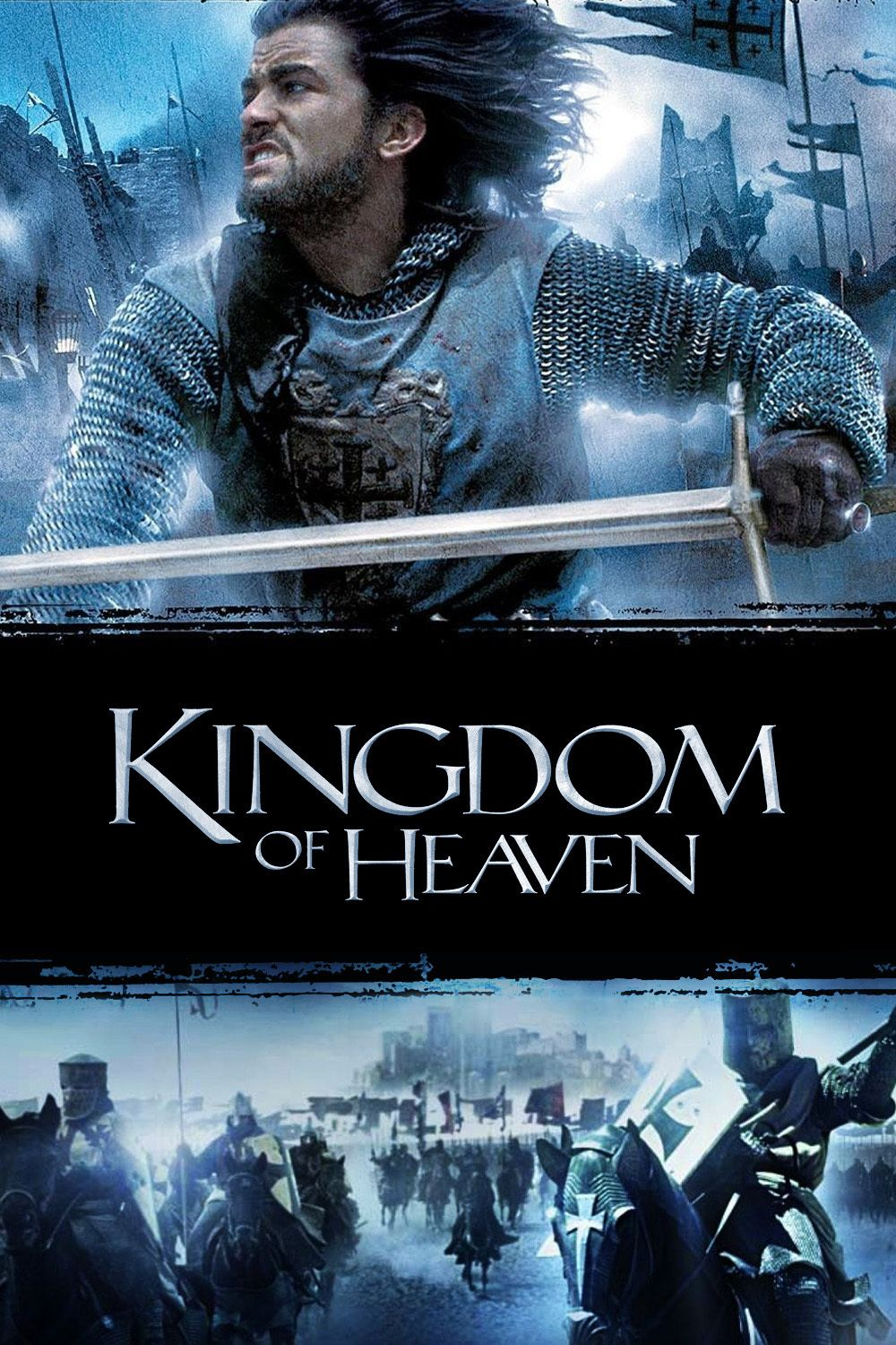 Balian Of Ibelin Travels To Jerusalem During The Crusades Of The 12th Century And There He Finds Himself As Heaven Movie Kingdom Of Heaven Free Movies Online
