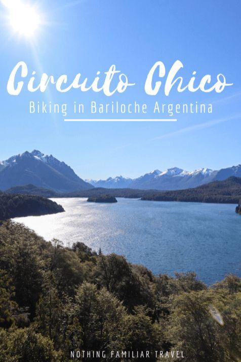 Circuito Chico Biking Loop In Bariloche Argentina Bariloche
