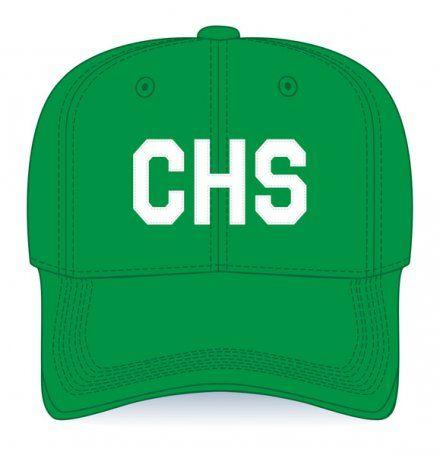 Charleston Chs 35 00 Green Charleston Baseball Hats
