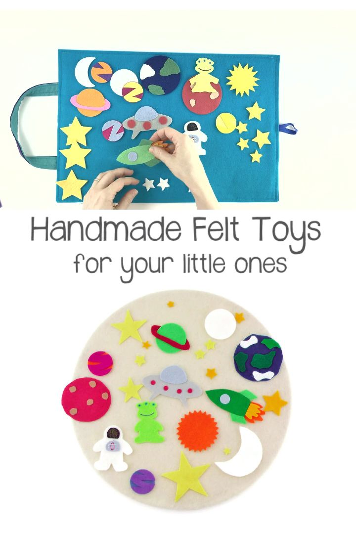 14 fabric crafts For Children activities for kids ideas