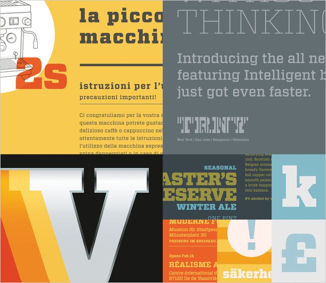 Vitesse will be the 29th type family that Mr. Hoefler and Mr. Frere-Jones have published.