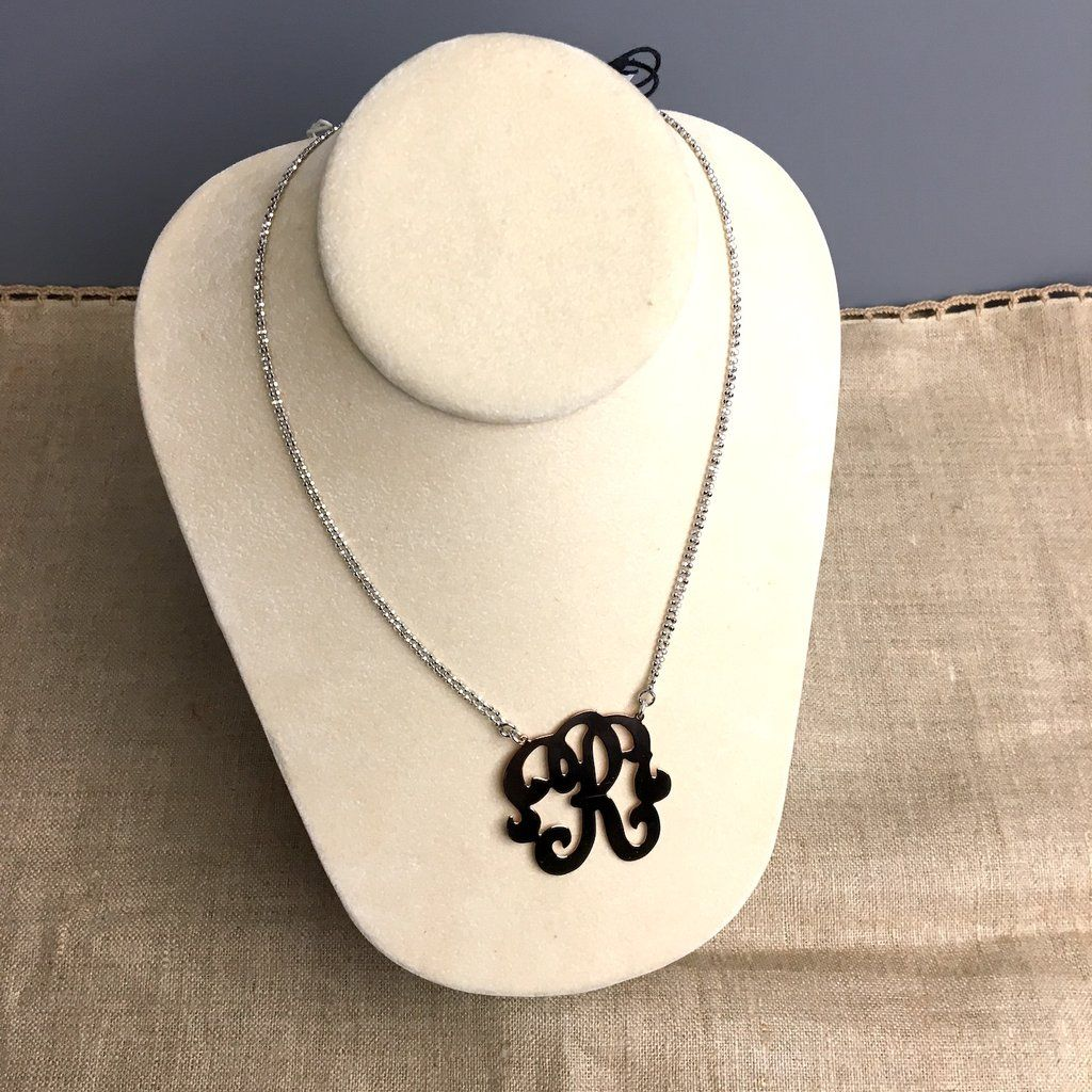 2e2f6bbae Dyadema sterling necklace