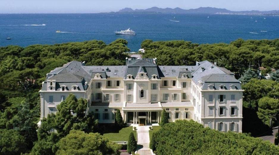 El espectacular hotel que acogió la boda