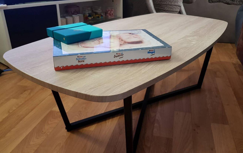 Devinez d\'où vient cette table basse ? De chez #BABOU ...