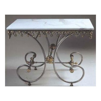 Lovely French Pastry Table