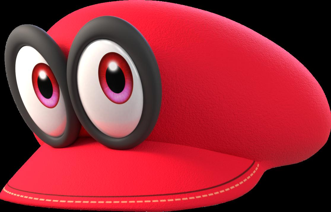 Cycles Cappy From Super Mario Odyssey By Maxigamer Deviantart Com On Deviantart Super Mario Super Mario Birthday Party Mario