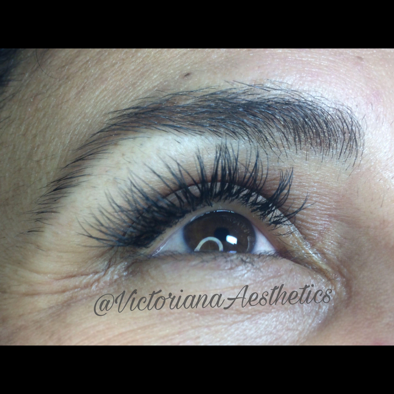 Classic lash extensions lash extensions eyelashes lashes