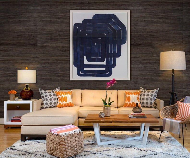 Tapete im Wohnzimmer 2017 Pinterest - tapete für wohnzimmer