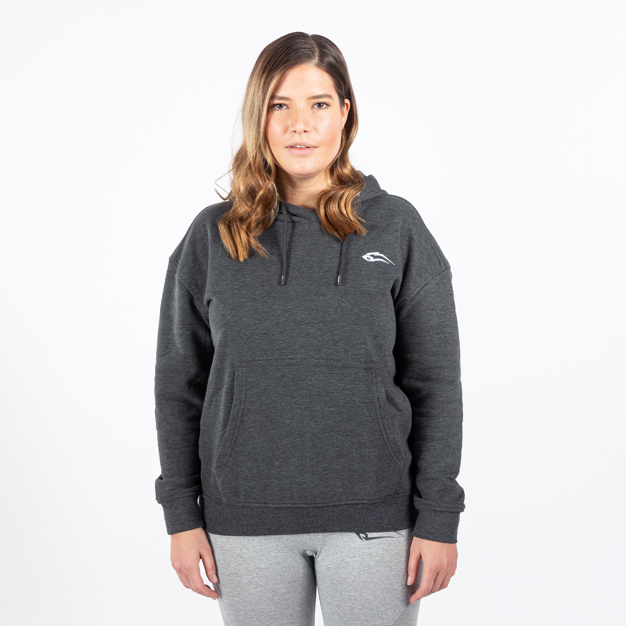 Hoodie Homely - Anthrazit / XS