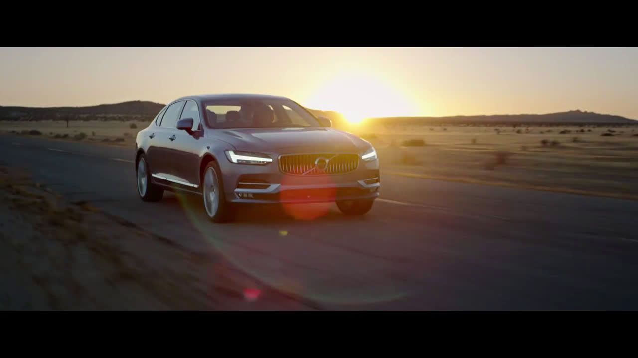 Volvo 2018 Volvo S90 Song Of The Open Road Her Perspective New