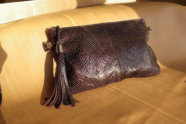 de0036153d8b Кожаный клатч своими руками и фото клатчей | кройка и шитье | Bags ...