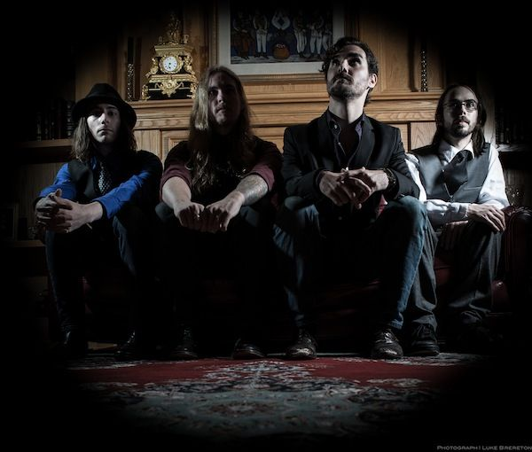 Trophy Scars release new track 'Gutted'; album out May 6 on Monotreme Records http://buff.ly/1f5BVTv