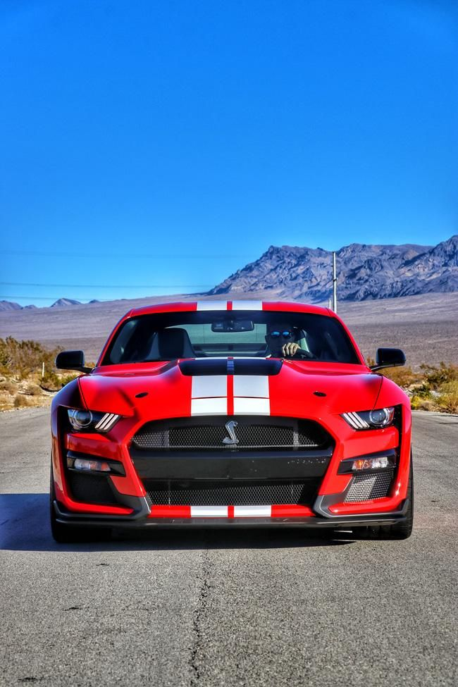 The Shelby GT500 is Ford's most powerful street-legal car ever made and we got a chance to drive it.
