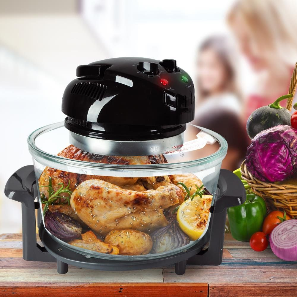 Upgraded 2018 Air Fryer Convection Oven Countertop Roaster Oven