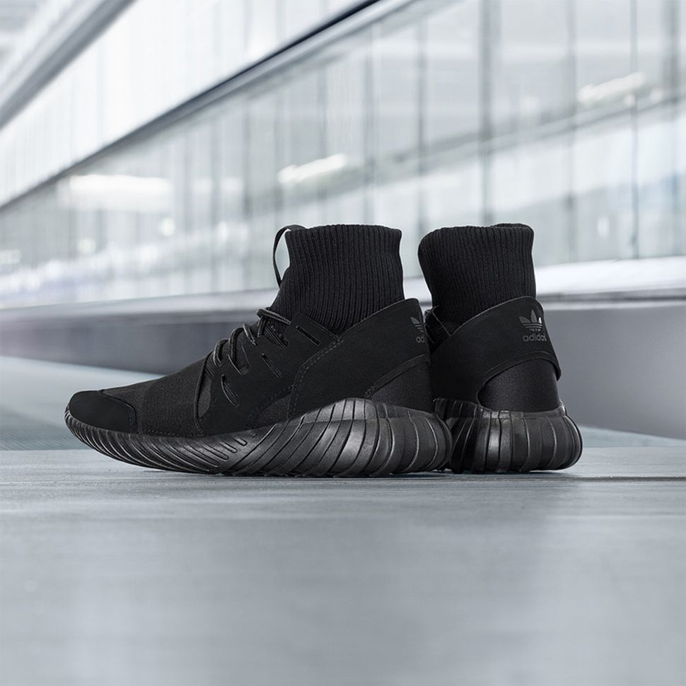 Adidas Tubular Doom Triple Black For Sale