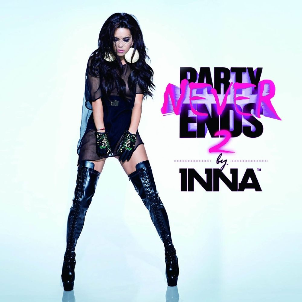Inna Party Never Ends, Part 2 album cover