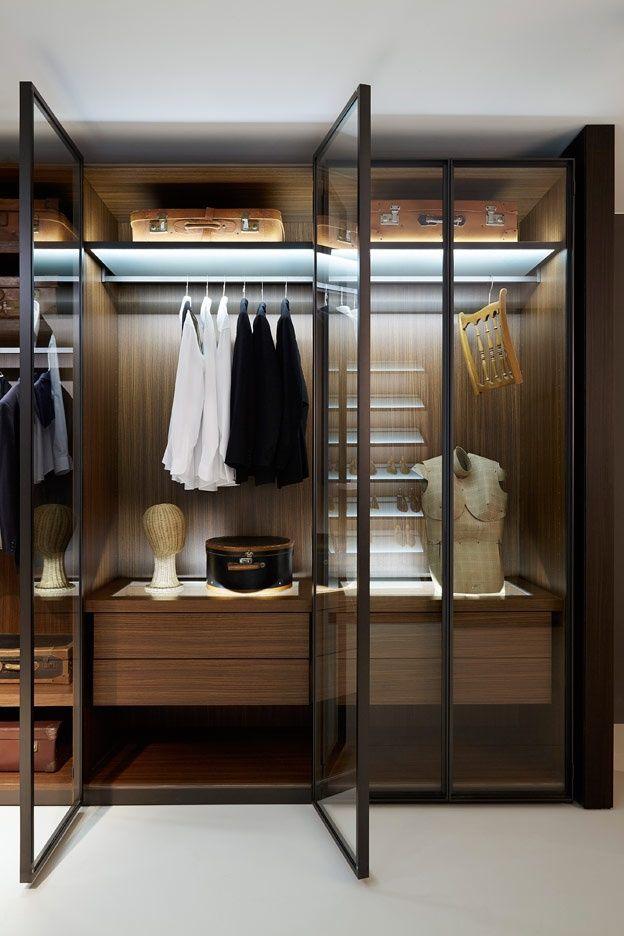 Modern Walk Closet Design 3