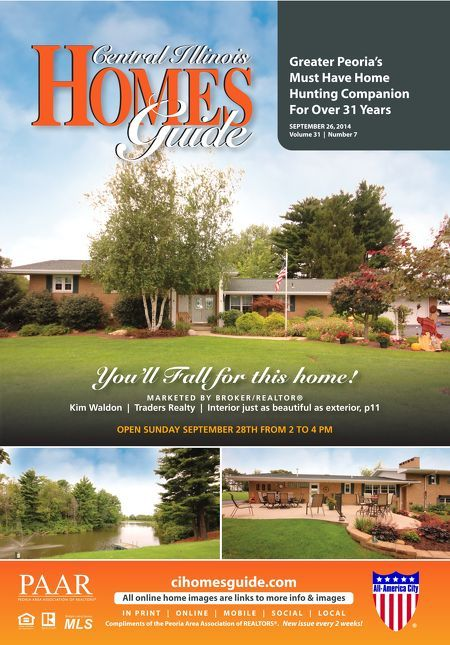 Central illinois homes guide community | facebook.