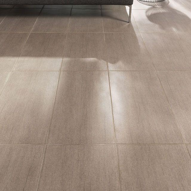 Carrelage terrasse taupe 31 x 61,8 cm Cosenza - CASTORAMA Future - photo terrasse carrelage gris