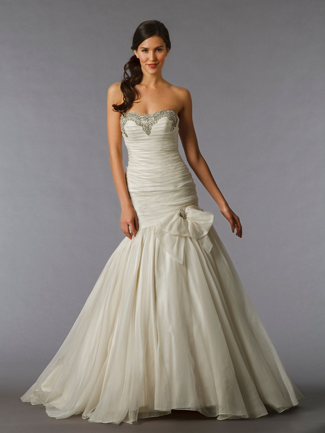 10 Best images about Pnina Tornai Bridal on Pinterest  Yes to the ...