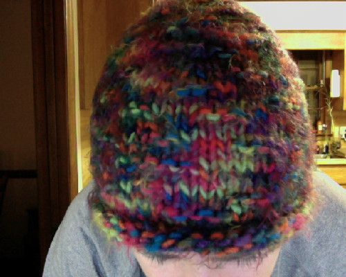 It S Done Knitting Fun Pinterest Stockinette Knitting And