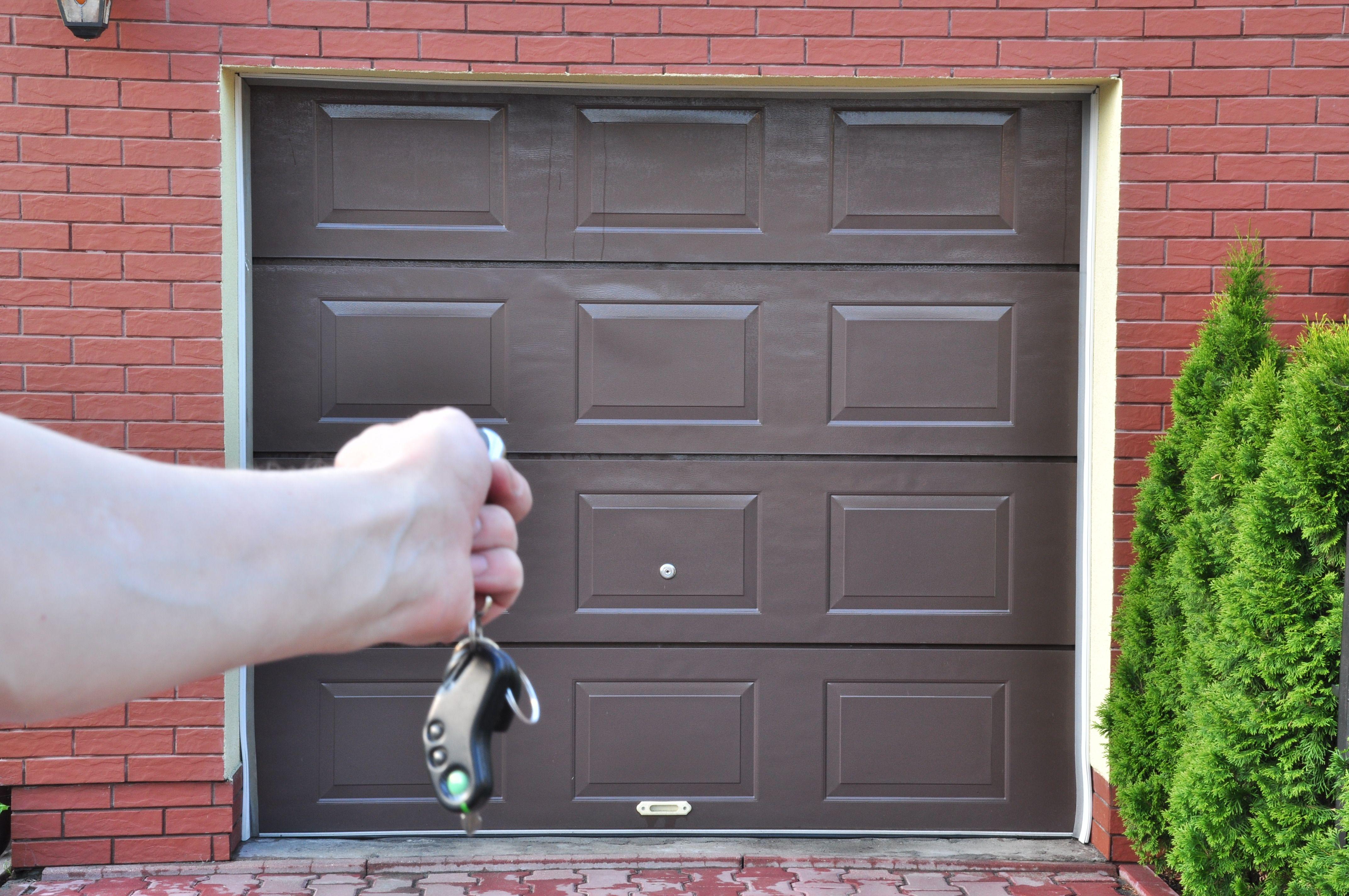 Dont Worry My Have Remote Control Garage Door Cool Garage Door