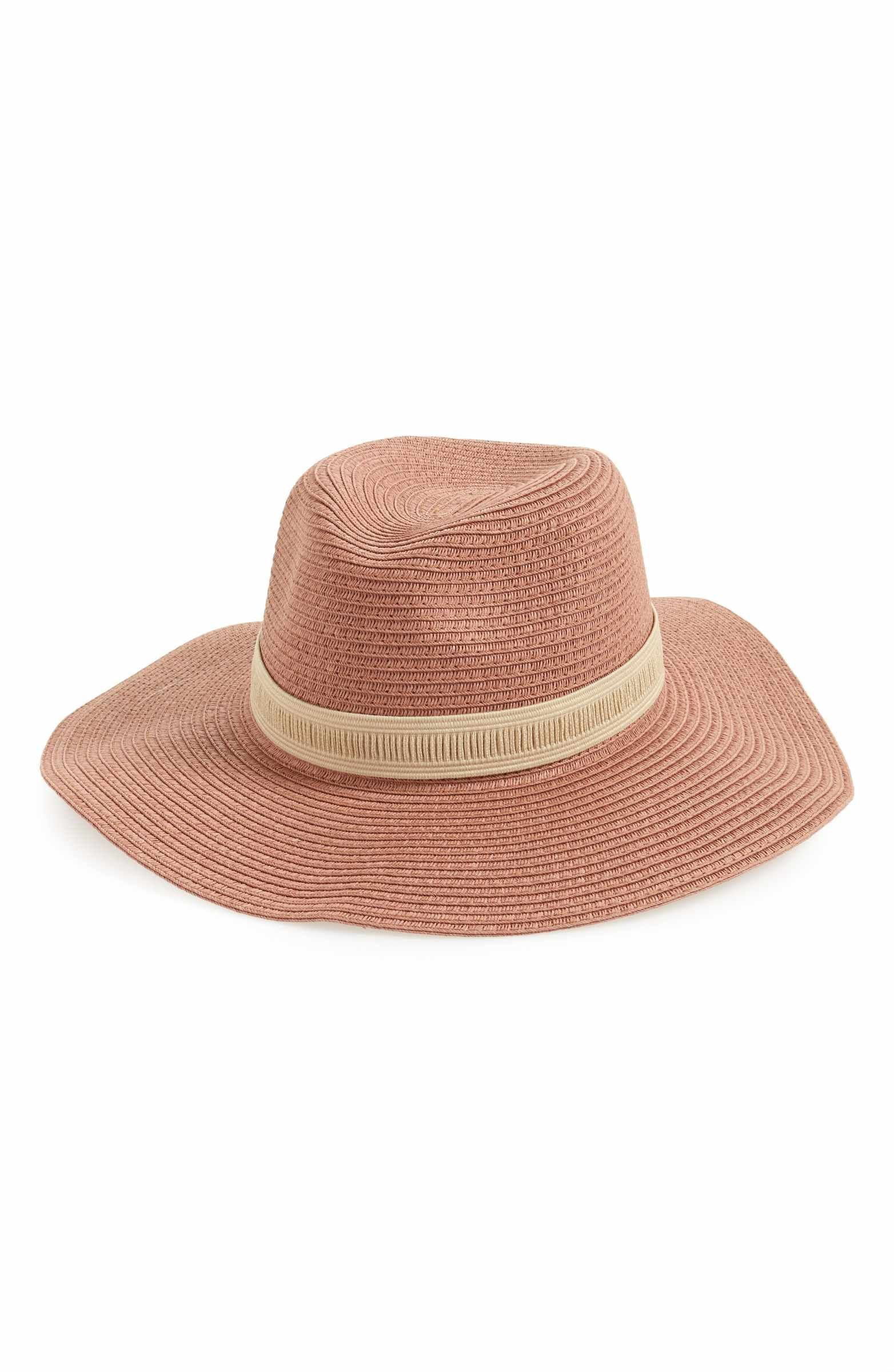 28f3f35bed6 Main Image - Madewell Mesa Packable Straw Hat