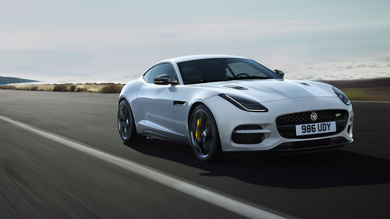 View the jaguar f type gallery to explore this luxury sports car