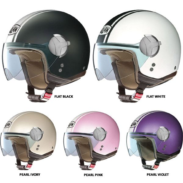 Nolan N20 Caribe Half Helmets  d16953b8508e2