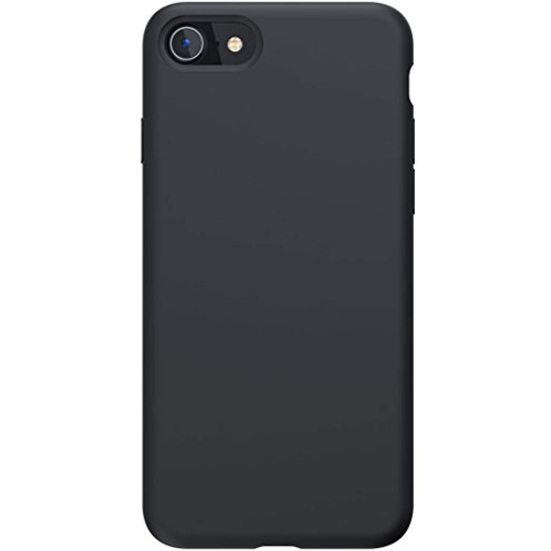 PowerBear Silicone iPhone 7 case/Silicone iPhone 8 Case | Slim ...
