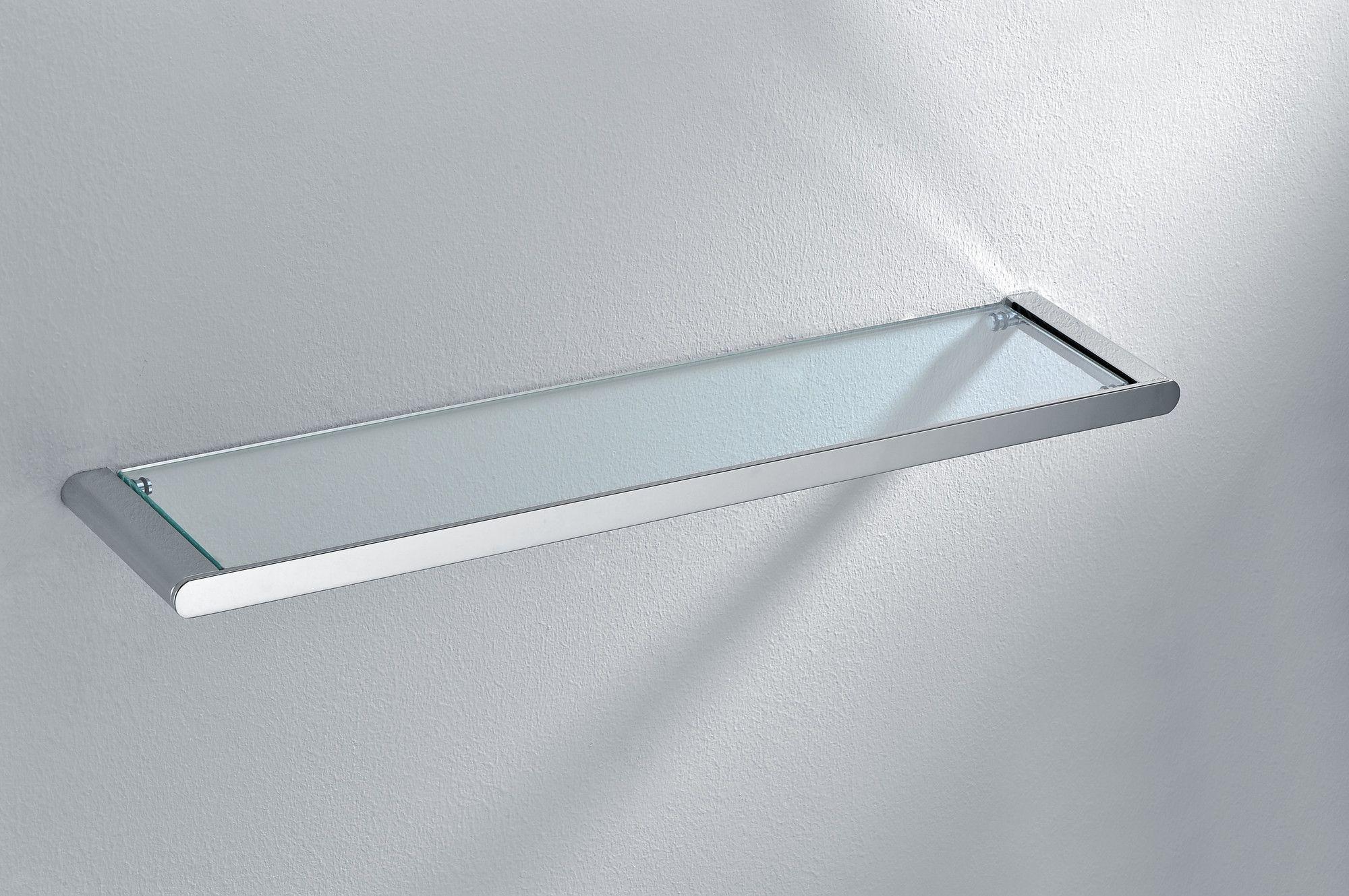 Fine Brushed Nickel Bathroom Shelf Sketch Bathtub Ideas