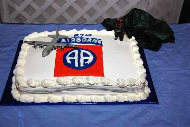 Groom S Cake All The Way 82nd Airborne Military
