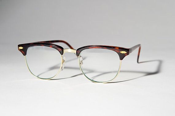 19d3624868 I discovered this Clear Retro Clubmasters Fashion Glasses Tort Brown Frame  Lens color Clear on Keep.